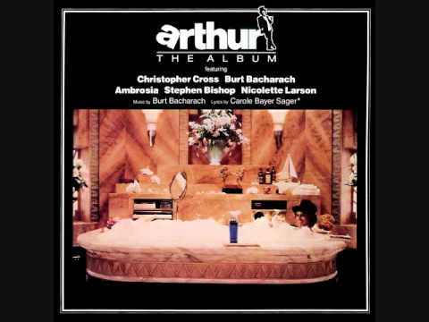 Arthur Soundtrack 1981 Best That You Can Do Christoper