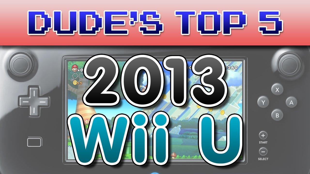 Wii U Games 2013 : Top wii u games of antdude youtube