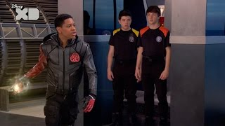 Lab Rats Vs. Mighty Med - Epic Fight! - Official Disney XD UK HD