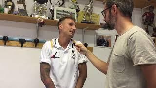 Eccellenza Girone A Pro Livorno Sorgenti-Atletico Cenaia 5-0 Le Interviste