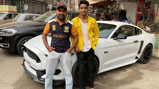 Loudest Mustang Ki Drive With …