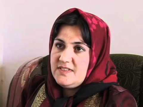 Female Addicts in Ghor Province VOA-DARI