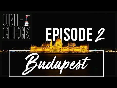 BUDAPEST / Ep.2 // UNI-CHECK