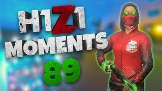 H1Z1 - BEST MOMENTS AND STREAM HIGHLIGHTS #89