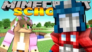 Minecraft School : LITTLE KELLY BECOMES A TRANSFORMER!
