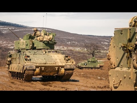 U.S. Army awards BAE contract for production of new Bradley vehicles
