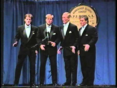 Keepsake  1992 International Quartet Contest