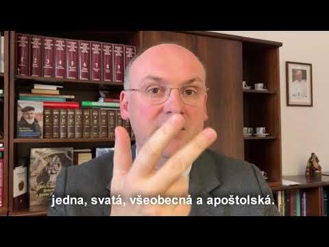 Abeceda křesťanské víry - 3. díl C - Církev