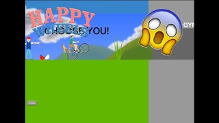 Me eligen  como un Pokemon-Happy Wheels #05