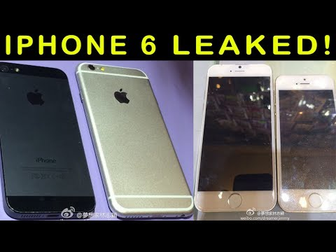 iPhone 6: Leaked Video + Official Release Date September  [Apple iPhone 6 2014 HD]