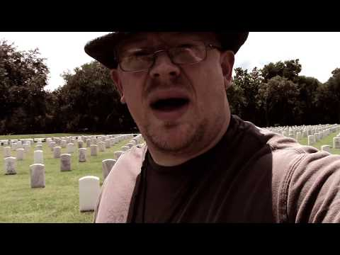 Ghosts and Florida National Cemetery