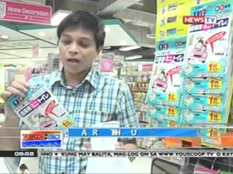 News to Go - Japanese convenience stores a hit in Manila 4/15/11