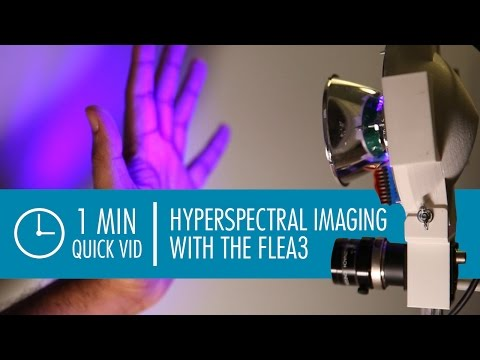 Affordable Hyperspectral Camera
