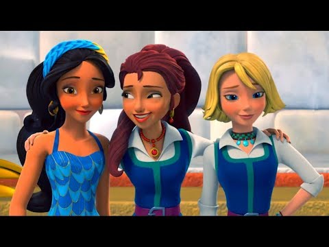 Елена – принцесса Авалора, 2 сезон 5 серия - мультфильм Disney для детей