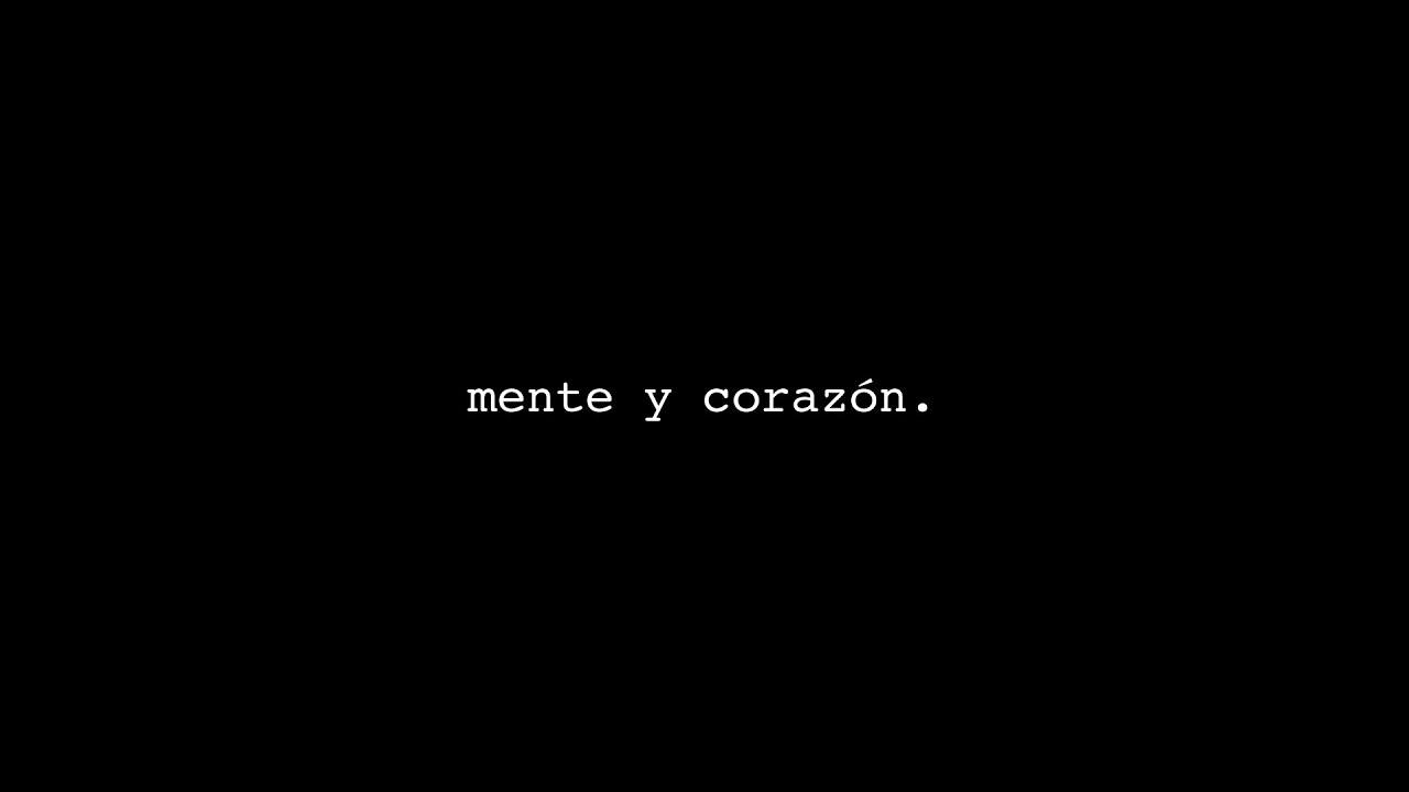 Antonio Birabent Mente Y Corazon Video Oficial Youtube