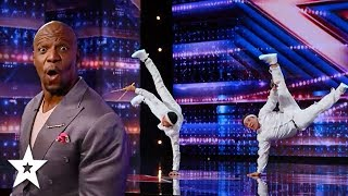 Simon Cowell Give Standing Ovation To The Spyros Brothers on AGT 2020 | Got Talent Global