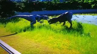 I-rex vs T-rex kdo vyhraje?/pravé dinosauří příběhy 3