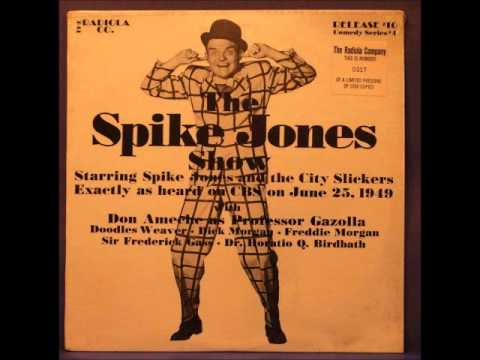 The Best Of Spike Jones & His City Slickers