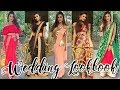 INDIAN WEDDING OUTFIT IDEAS 2017 | 5 Different Ways To Style Saree | #BrideSquad | Shreeja Bagwe