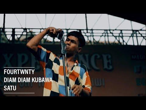 Fourtwnty - Diam Diam Kubawa Satu Live At Experience 99