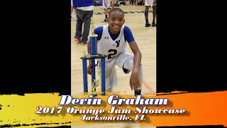 2017 Devin Basketball - Orange Jam Showcase