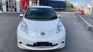Отзыв о работе компании Luxury Auto (Люкс Авто) Новосибирск №277  Nissan Leaf