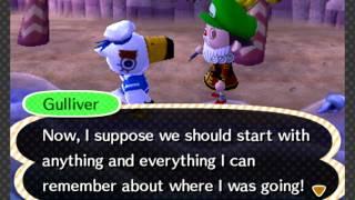 Animal Crossing: New Leaf - Day 10: Shipwrecked