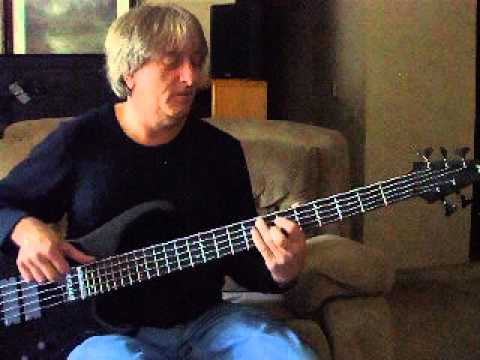 Grateful Dead Jack Straw Bass Cover Youtube