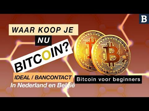 Hoe Bitcoin Kopen Met Ideal Of Bancontact In 2020.