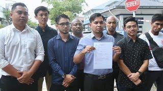 Tuduhan Lokman Adam, ARMADA buat laporan polis