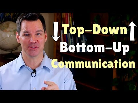 Downward And Upward Communication: Workplace Communication Skills