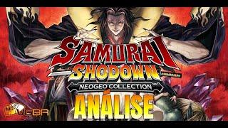 SAMURAI SHODOWN NEOGEO COLLECTION - Análise