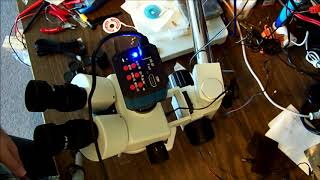 lucky Zoom HY-2307 microscope camera review