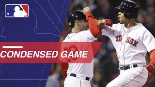 Condensed Game: OAK@BOS - 5/16/18