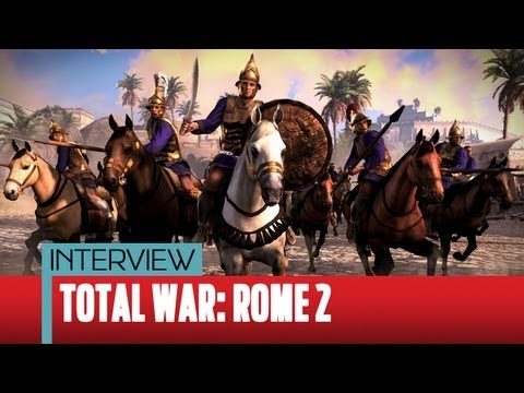 Total War Rome 2 Lead Designer Interview