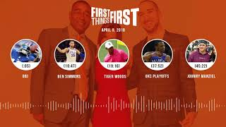 First Things First audio podcast(4.9.18) Cris Carter, Nick Wright, Jenna Wolfe | FIRST THINGS FIRST thumbnail