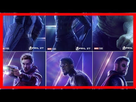 Breaking News | Infinity War filmmakers explain the writing process: Baseball cards, manifestos, an