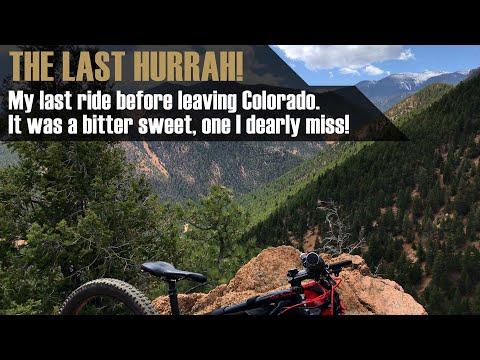 Last Ride before Leaving Colorado (Buckhorn, Cpt. Jacks, Gold Camp)
