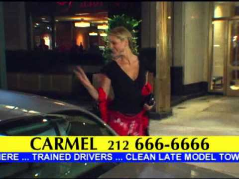 Carmel Limo Commercial - Carmel Is Ladies' Favorite!