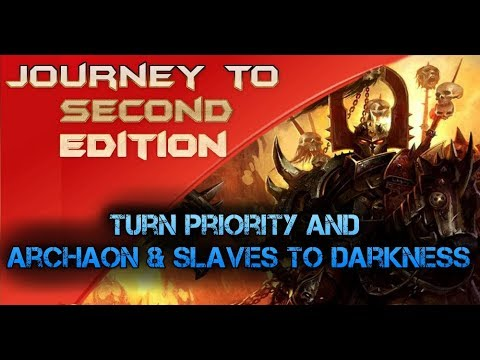 Journey to 2nd: Turn Priority