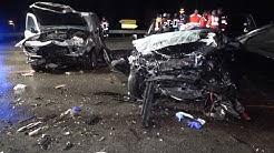 09.01.2020 - Drei Tote nach schwerem Unfall im Westerwald