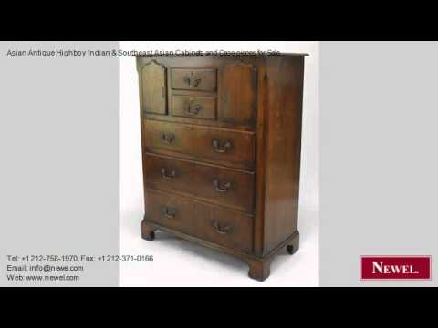 Asian Antique Highboy Indian U0026 Southeast Asian Cabinets