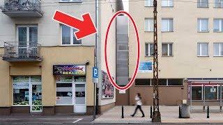 La gente camina por aquí y nunca notan nada. ¡Hasta que miran más de cerca y quedan sorprendidos!
