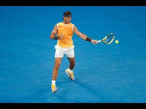 نادال يحجز مكانه في الدور الرابعة لبطولة أستراليا المفتوحة  - 14:55-2019 / 1 / 18