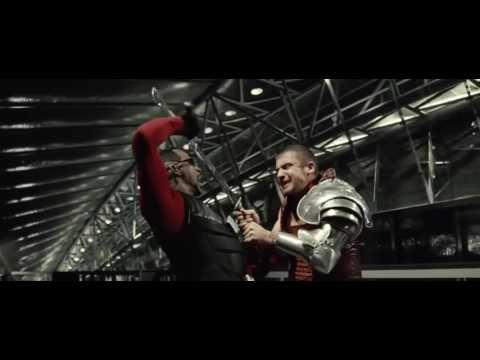 Blade Trinity   Blade VS Drake