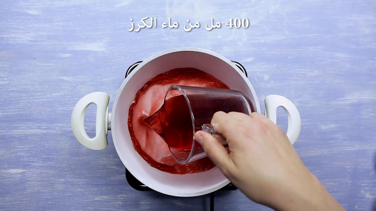 How to make banana custard with cherry gel recipes from zer how to make banana custard with cherry gel recipes from zer group forumfinder Image collections