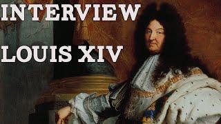 J'AI INTERVIEWÉ LOUIS XIV !