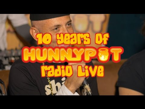 Hunnypot Live 10 Years and more!  Promo Video
