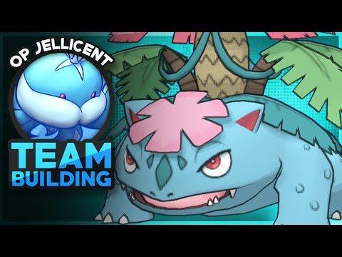 Mega Venusaur Team Builder! Pokemon Showdown OU Team Building W/OPJellicent (Smogon Sun and Moon OU)