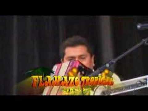 Flamazo Tropical de Patricio Servin - Cumbia Coqueta